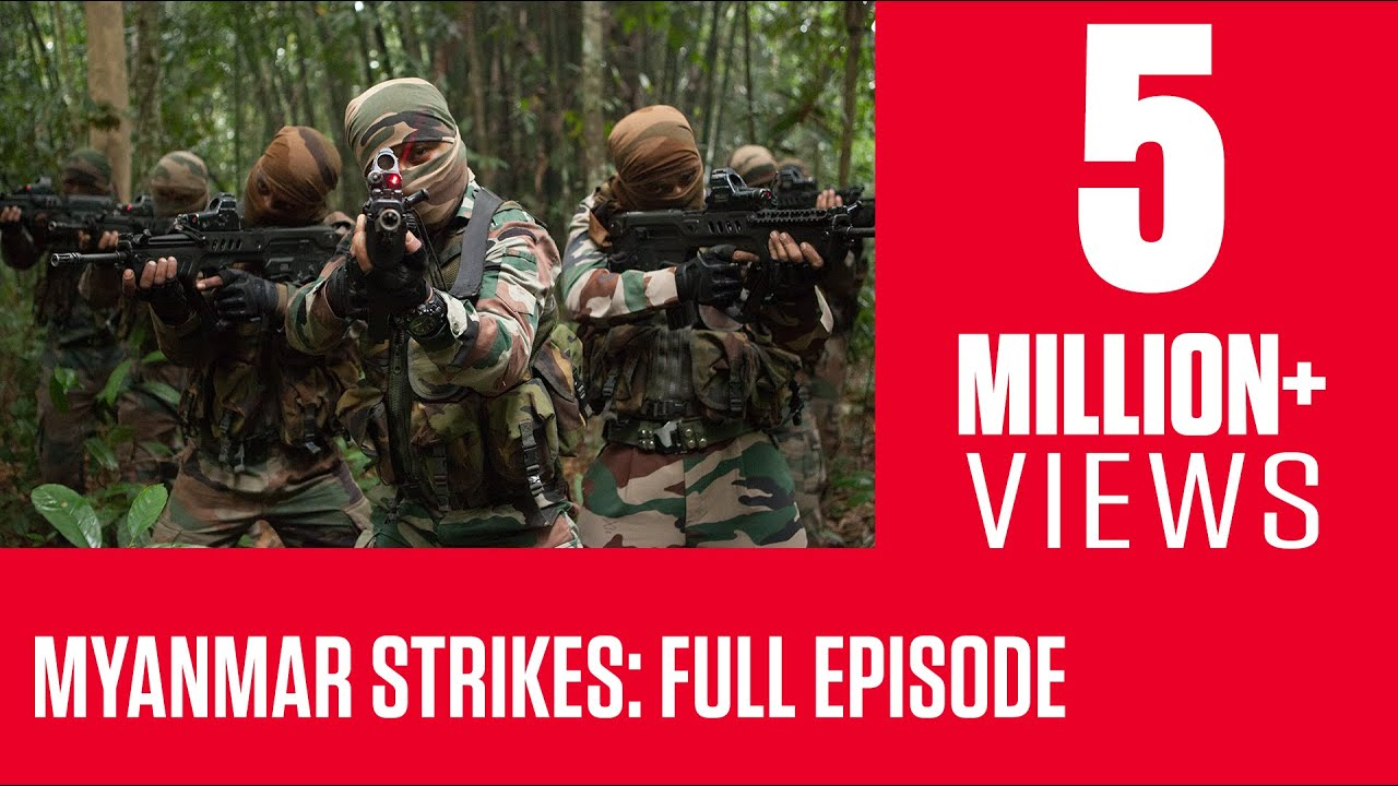 Special Operations: India 'Myanmar' English Episode